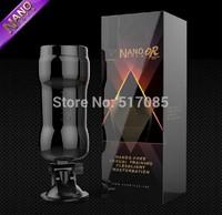 70*200mm hands free sexual training masturbation cup realistic vagina dolls male masturbator sex toy N327