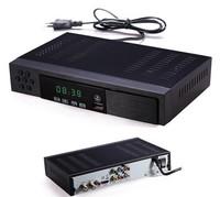 Free Shipping DVB-T2 HD 1080P H.264 MPEG-4 MPEG-2 DVB T2 TV BOX for Russia southeast Asia Europe