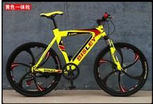 The new mountain bike 26-inch 30-speed mountain bike double disc brake speed bike Russia free shipping(China (Mainland))