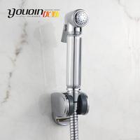Bathroom bidet nozzle copper bidet syringe toilet balcony spray gun 95045