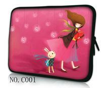 """Jimmy Girl 10.1"""" 11.6"""" 12"""" 13.3"""" 14"""" 15"""" 15.6"""" Laptop Neoprene Sleeve Case Notebook Bag Cover For Dell /HP IBM/Lenovo ThinkPad"""