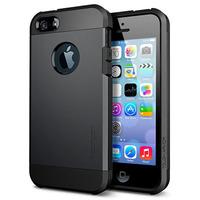 50pcs/lot Fedex Free  SGP Spigen Tough Armor Cover Cases For Apple iPhone 5 5S Tough Armor Case