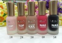 BK authentic 8069 matte silken face color nail polish N09-15