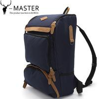hot sale  Korea School Bag Super Packsack  Baggage bag Computer Package