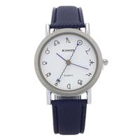 Brand New 2014 kimio Watches Men key-2 Luxury Brand, Leisure Female Clothing Leather Bracelet Watches