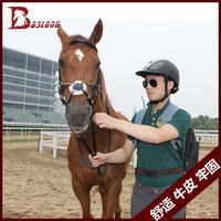 Chiban horse cage set horse bridle water le reimprisons cowhide saddleries supplies