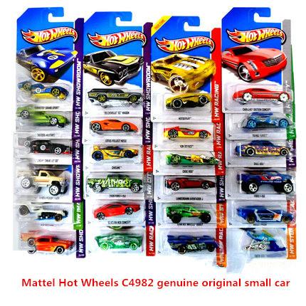 Genuine-Original-Hot-Wheels-Hot-Wheels-toy-car-alloy-hot-little-sports