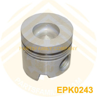 Engine Piston Kit for 6D16 6D16-TLE1 diesel engine DH170 Excavator and digger