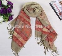 2014 high quality fashion accessories brand disgual vintage design autumn winter man ladies scarf  70*175cm