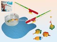 Potty Fisher Toilet Time Bathroom Fishing Set Fun Game Gag Novelty Gift Present