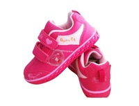 10 pairs/lot Peppa pig Sport Shoes Casual Shoes Girls Sneakers Children's Running Shoes For Kids