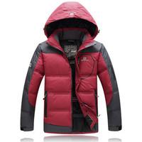 2014 , Winter jacket men , 90% duck down jacket ,Men's coat ,Sport jacket , Free shipping