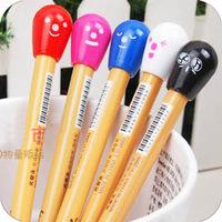 10pcs/lot Korea Stationery Novelty Cartoon Ballpoint Pen Cute Ball Pens For School Office Wholesale