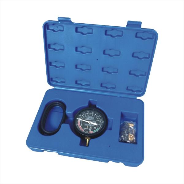 Fuel Pump & Vacuum Gauge Tester Pressure Test New Auto Mechanic Tester HTN542(China (Mainland))
