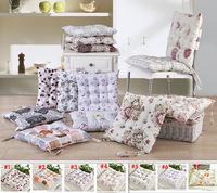 1 pc 40*40 cm free shipping  fabric cushion dining office chair cushion sofa car seat cushion with  bandage keep warm