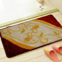 45*70cm thicken & SHAGGY super soft carpet tapete rug / area rug / slip-resistant door mat kids rug for living room HD0095