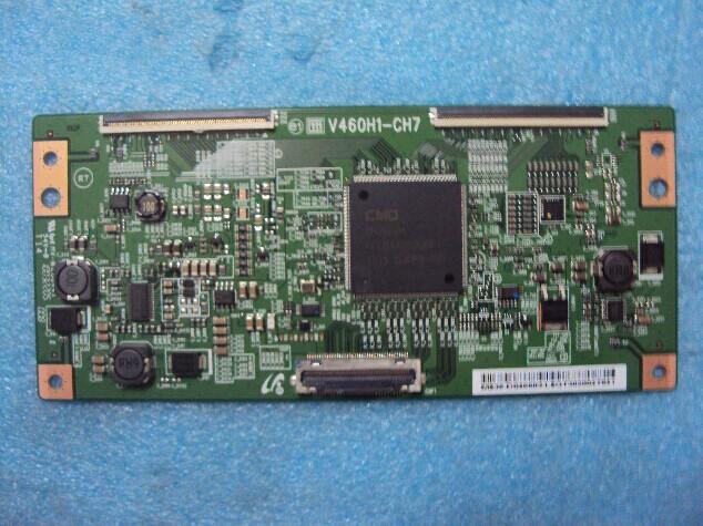 The original mail free New samsung TV board V460H1 - CH7 LA46C650L1F logic board driver(China (Mainland))