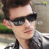 2014 new fashion men's sunglasses,Free shipping fashion UV400 quality TR90 eyewear,retro style glasses for women