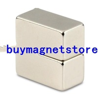 magnets 50mm 5pcs Small Block Cuboid Magnets Rare Earth Neodymium 20mm x 10mm x 10mm N50 magnet