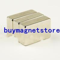 strong magnet 3pcs x Big Super Strong Cuboid Block Magnet Rare Earth Neodymium 30 x 20 x 10 mm N35 block neodymium magnet