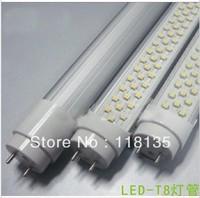 Free shipping,18w led T8 tube,50pcs/lot,Cool white/Warm white,1.2meter/pcs,260LM,CE&ROHS,2 year warranty