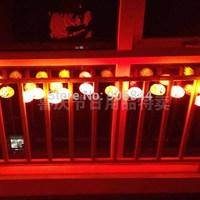 16 LED String Light For Halloween Haunted House Supplies Bar Decoration Pumpkin String Light Fairy lights ghost lamp