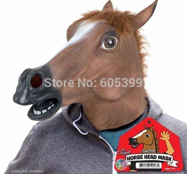 Товары для праздника Oem  horse`s mask