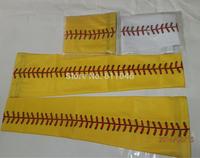 Yellow baseball  color Digital camo sleeve SPORTS sleeve  ARM SLEEVE  IN VARIOUS COLORS bike riding sleeve