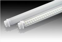 LED Tube T8 1200mm 18W Light Lamp Pure White 1600-1800lm 85-265V Aluminum+PC Cover Free Shipping+25pcs/lot
