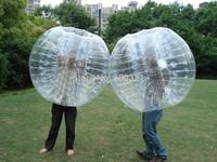 A dozen of bumper ball inflatable belly bumper ball 12 PCS in 1.2M