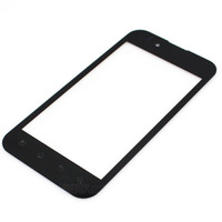 Black Replacement Touch Screen Digitizer Glass Repair For LG P970 Optimus