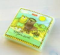 Free Shipping Little Bear/Tiger Bath Shower Bath Toys Interesting Cute Baby Waterproof Bath Book Hot Kid Plaything