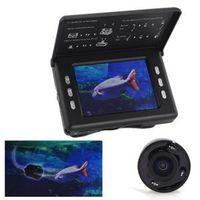 2014 new fishing fish finder 3.5inch Monitor LCD Underwater Video System TV Gear Video Camera fishing equipment 2000mah 15M