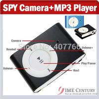 Spy Camera MP3 Music Player Hidden SPY Camera Cam Camcorder Digital Video Recorder DV DVR Black / Blue