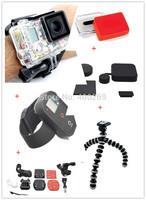 Combine sell:Gopro Floaty sponge+ Nylon Belt+Gopro Camera Lens Cover +Multi-funtional Flexible Tripod+Sticker+Gopro Mounts