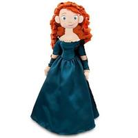 Free Shipping Original Princess Doll BRAVE Merida Plush Doll 50CM Bonecas Princesas Brinquedos Meninas Dolls for Girls