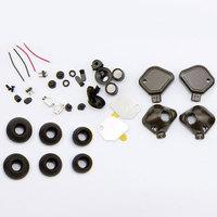 IE80 In-Ear DIY earphone shell support 10MM Loudspeaker Trumpet Horn ES019