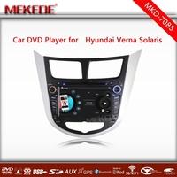 2014 Exclusive new interface Powerful CPU MTK3336NCG Car DVD GPS Navi Radio 1080P video player Hyundai Solaris,Verna,accent