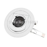Horizontal And Vertical Adjustable All Metal Surveillance Camera 360 Degree Angle