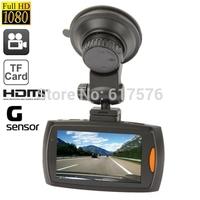 2.7 inch High Resolution LCD Screen 5.0 Mega  Full HD 1080P Vehicle Blackbox DVR Car Camera Recorder with  Night Vision