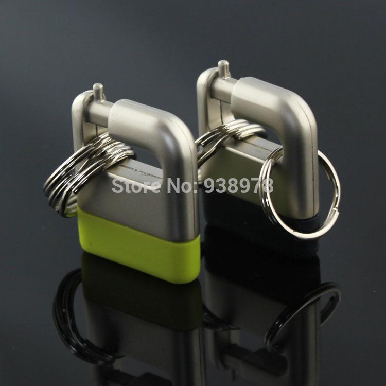 5pcs/lot Fashion Creative Detachable Rings Oiler Model Keychain Key Chain Ring Keyfob Keyring Singapore Post Free Shipping(China (Mainland))