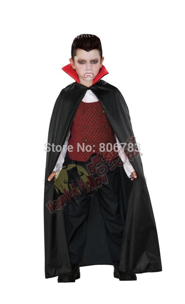 Плащ вампира для мальчиков