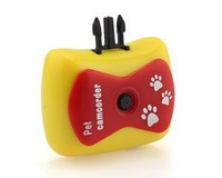 2014 New Pet's Eye View Camera for dog cat Digital Clip On Collar Camera Cam 300KP Pet Supply with Dogs Collar For Sale