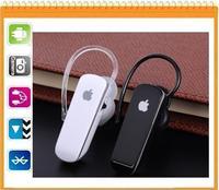 Free shipping wireless bluetooth headset 2014 Brand New Noise Cancellation Universal Wireless Headset Bluetooth Stereo Headset