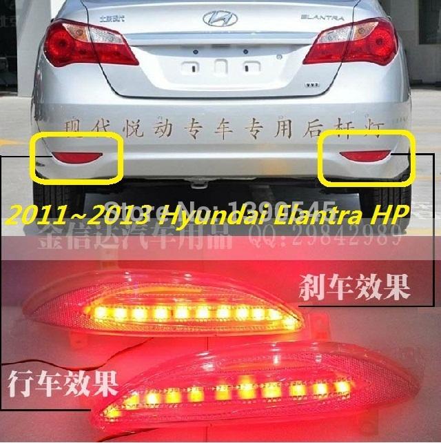 Фонарь тормоза ! 2011 Hyundai Elantra HP , /, 2 /setABS, 5W 12V, дисковые тормоза rock 320 fx35 fx45