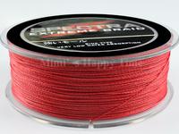 PE Dyneema Braided Fishing Line 100M Red 10LB 0.12mm 109 Yard Spectra Braid