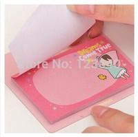 2014 Fashion Korea office & school supplies 8 kinds little talk memo 30 sheets