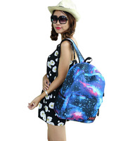 Fashion 2014 NEW japan style star backpack 5color women and men backpack ,school backpacks,travel bags galaxy backpack bolsas