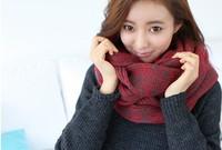 New style autumn winter fashion thicken the collar wool women scarf