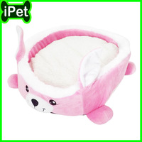 Pink  Lamb Sofa Dog Bed pet cat cushion house home mat puppy soft couch furniture pets beds